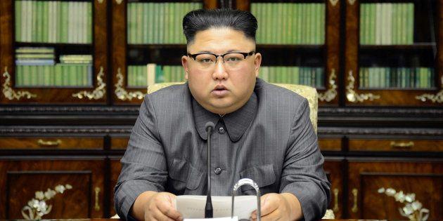 La Corée du Nord accuse Trump de lui