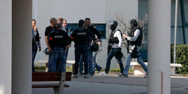 Ce que la fusillade du lycée de Grasse nous dit des dysfonctionnement de notre société. REUTERS/Eric
