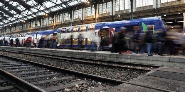 La gare de Lyon de Paris, ici photographiée le 1er juin 2016, arrêtera de fonctionner tout le