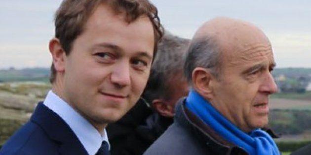 Maël de Calan et Alain