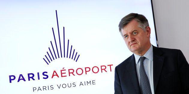 Augustin de Romanet, PDG d'Aéroports de