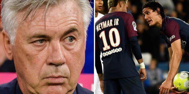 PSG/Bayern Munich: ce que Carlo Ancelotti aurait fait pour gérer les egos au