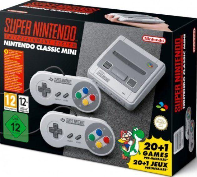 Super Nintendo Classic Mini: pourquoi un tel engouement autour des consoles de jeux vidéo