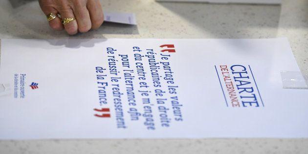 Vous avez l'impression de ne pas avoir signé la charte en votant à la primaire de la droite? En fait,