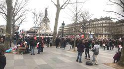 Le camp Mélenchon se moque des chiffres de la manifestation de Fillon