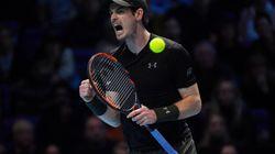 Andy Murray conserve sa place de N°1 mondial de