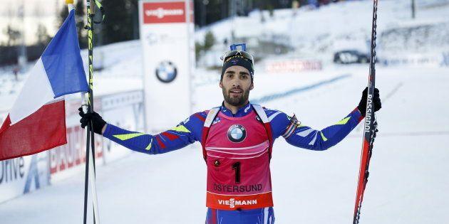 Martin Fourcade sera le porte-drapeau de l'équipe de France aux Jeux Olympiques 2018 de