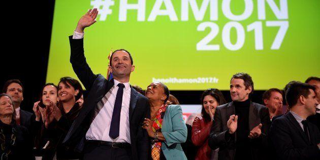 Benoît Hamon a tenu son grand meeting à
