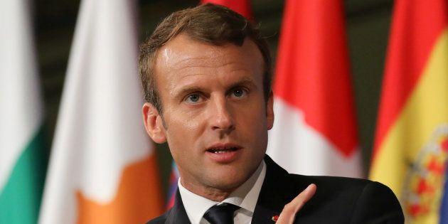 3 raisons pour lesquelles le projet de construction européenne d'Emmanuel Macron n'est pas