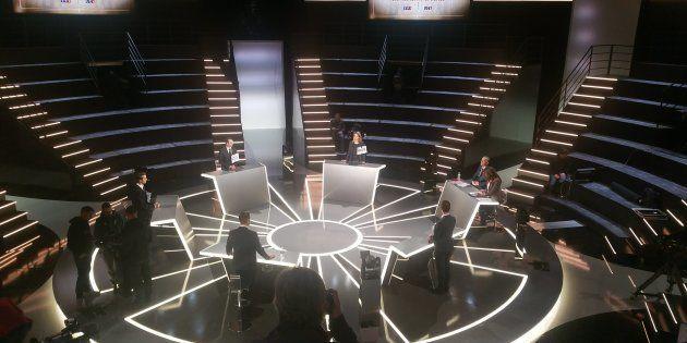 Pourquoi le débat présidentiel sur TF1 est une première (et pourquoi ce n'est pas un