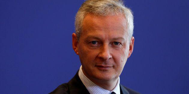 Bruno Le Maire défend le mariage du français Alstom à l'allemand