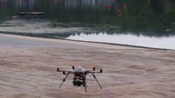 Contre les algues vertes, deux drones sillonneront ce lac pour traquer les