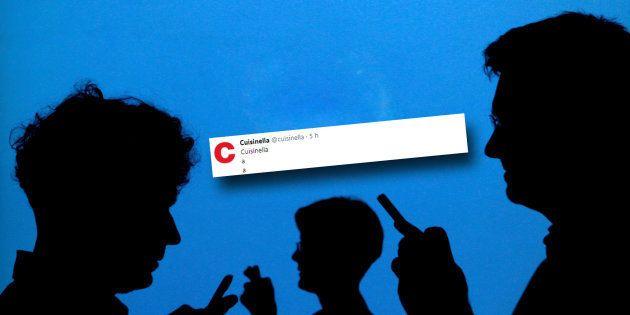 La marque Cusinella a trouvé comment utiliser les 280 caractères pour vous faire