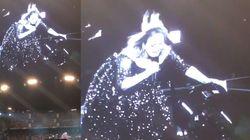 Il fallait être à ce concert d'Adele pour savourer sa parodie de