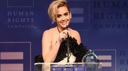 Katy Perry a fait