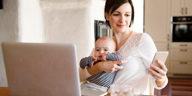 Maman et à la recherche d'un emploi est déjà en soi difficile, n'en rajoutez