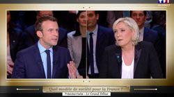 Macron répond à Le Pen sur le burkini et brise la