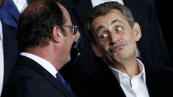 Qu'ont bien pu se dire Hollande et Sarkozy lors de