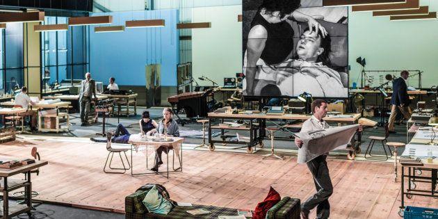 The Foutainhead, d'Ayn Rand par Ivo van Hove au Théâtre de