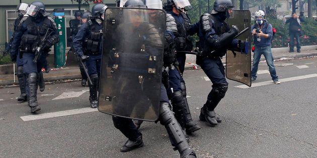 Le signalement de violences policières a augmenté de 16% en un