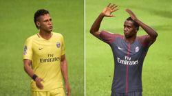 On a fait jouer le PSG de l'année dernière contre celui de Neymar sur