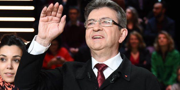 Pourquoi Mélenchon est le principal gagnant du débat (et Macron le grand perdant) AFP PHOTO / POOL /...