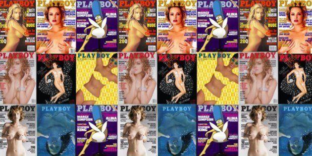 Le magazine Playboy est de retour en