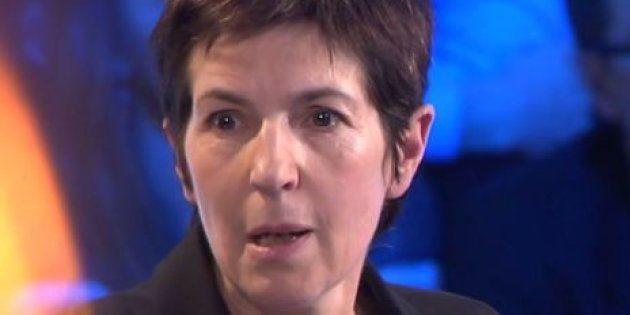 ONPC: Christine Angot quitte le plateau après