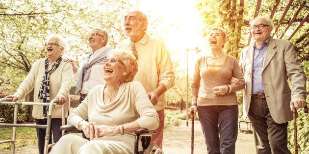Des seniors ou des vieux? (illustration)