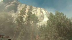 Des chutes de pierres impressionnantes au parc Yosemite font un mort et un