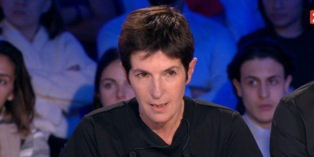 ONPC France 2 ne diffusera pas les images de Christine Angot quittant le