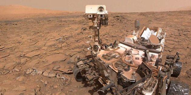 Les roues de Curiosity sur Mars commencent à se fissurer, mais le rover devrait pouvoir finir sa mission...