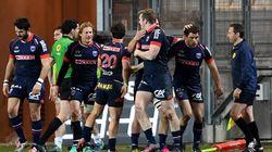 Accusés de viol, six rugbymen du FC Grenoble placés en garde à