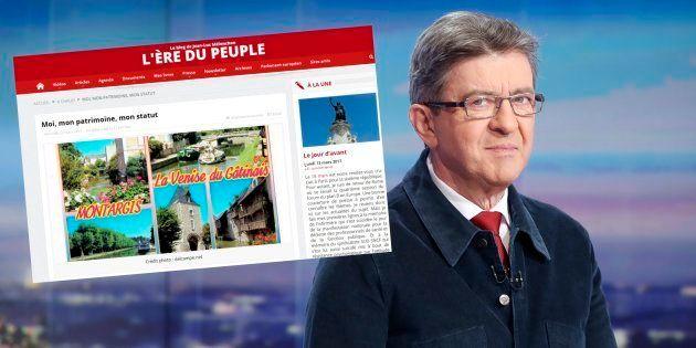 Jean-Luc Mélenchon a publié une anti-déclaration de patrimoine pleine