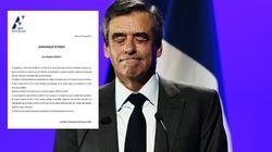 Après la démission de Le Roux et les révélations du Canard Enchaîné, Fillon accuse l'État de