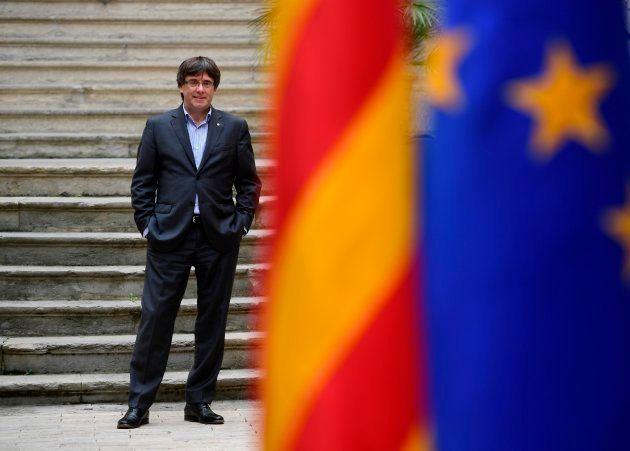 Référendum en Catalogne: le chef de file des indépendantistes catalans demande une médiation avec