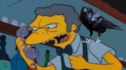 Et si les Simpsons se déroulaient dans l'univers de Game of Thrones