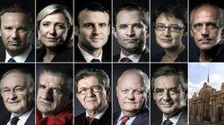 Découvrez les déclarations de patrimoine des 11 candidats à la
