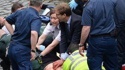 Ce député britannique a essayé de sauver le policier