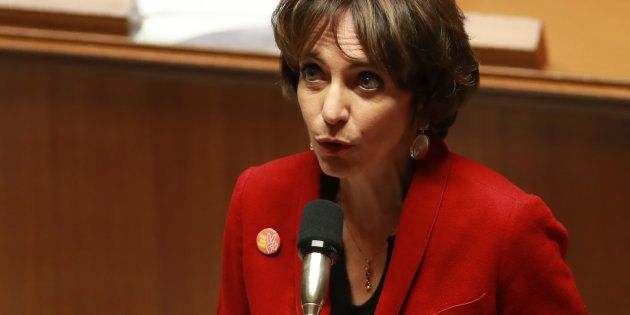 Marisol Touraine à l'Assemblée nationale le 16 novembre