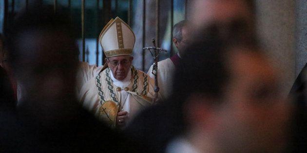 La vérité au sujet des prêtres pédophiles, quoiqu'il en coûte. REUTERS/Alessandro