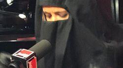 Sophia Aram a remis un niqab pour parler des Saoudiennes sur France