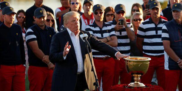 Pas sûr que cet hommage de Trump calme la polémique sur la gestion de la crise à Porto