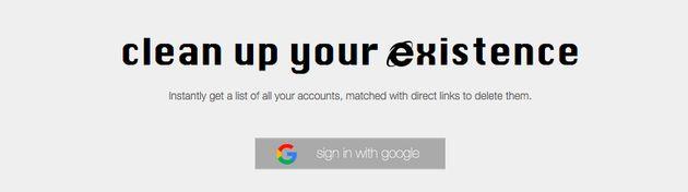Vous pouvez maintenant vous supprimer d'internet en quelques
