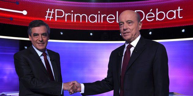 François Fillon et Alain Juppé ont attiré plus de 8,5 millions de