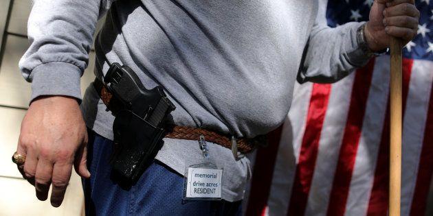 Las Vegas: Il est légal de porter une arme sans permis dans les casinos, même si on a