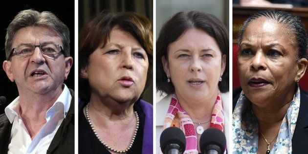 Aubry, Taubira, Mélenchon, Pinel: en attendant Hollande, la gauche lance les grandes manœuvres pour