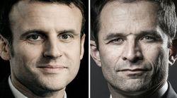 Macron ou Hamon, qui ces personnalités