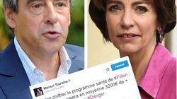 Pourquoi Touraine affirme que l'élection de Fillon coûtera 3200 euros aux