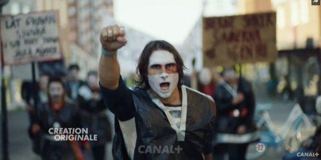 Manifestation de Samis